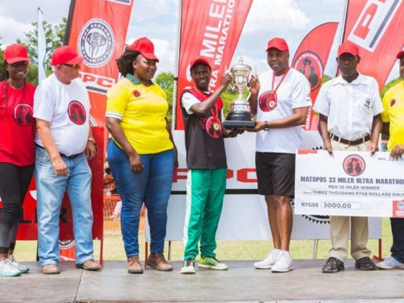 PPC Matopos Marathon hailed as a huge success
